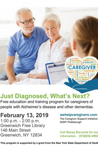 Alzheimer's Disease Support Group