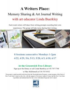 A Writers  Place: Workshop Series