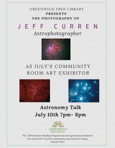 Talk with Jeff Curren Astrophotographer